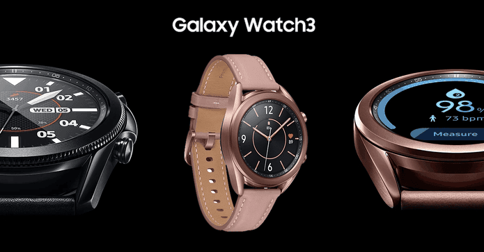 Galaxy Watch3 智慧手錶