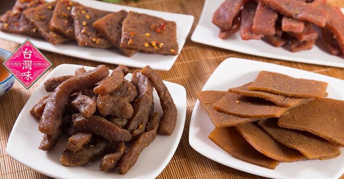 台灣味傳統豆干零嘴系列