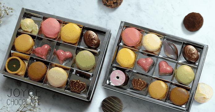 情人節浪漫巧克力禮盒