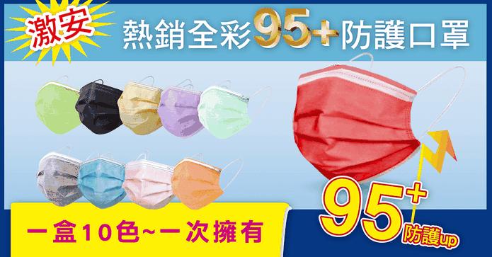 三層靜電熔噴布防護口罩