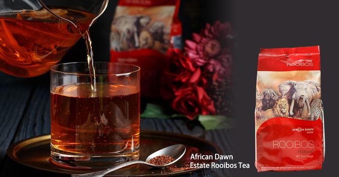 天然無咖啡因南非國寶茶
