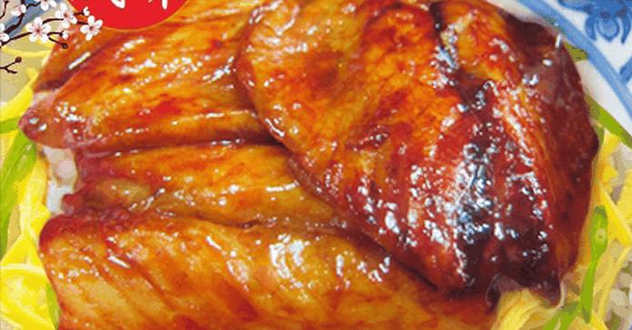 重量級蒲燒鯛魚腹排