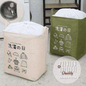 大容量折疊洗衣籃收納袋
