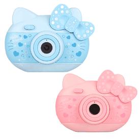 兒童玩具貓咪泡泡相機