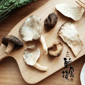 輕食樓菇菇脆片系列任選