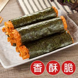 喜福田熱銷海苔肉紙卷