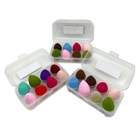 美妝蛋防塵收納盒裝組