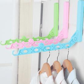 門背可折疊晾曬支架