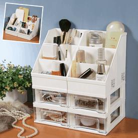 化妝小物精巧收納盒