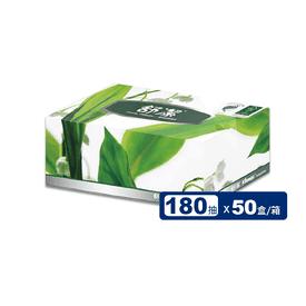 舒潔超環保超柔盒裝面紙