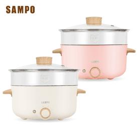 聲寶日式多功能蒸煮鍋3L
