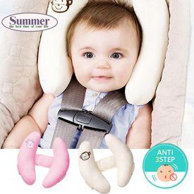 兒童安全坐椅頭部固定枕