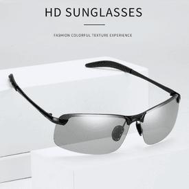紫外線感應智能太陽眼鏡