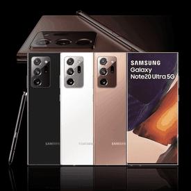 三星Note20 Ultra5G手機