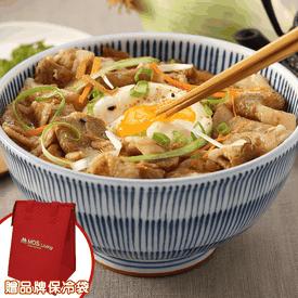 摩斯日式即食丼飯調理包