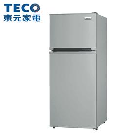 125L一級能效雙門冰箱