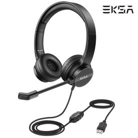 EKSA專業降噪通話耳麥
