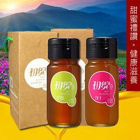 台灣國產特色蜂蜜禮盒
