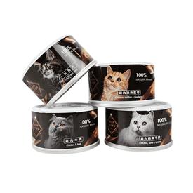 貓侍健康天然飼料貓罐