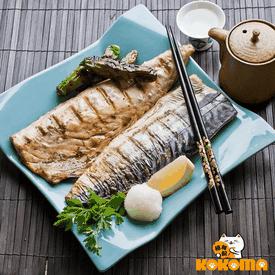 超級厚切鮮嫩挪威鯖魚