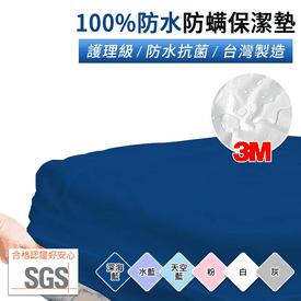 吸濕排汗防水保潔墊