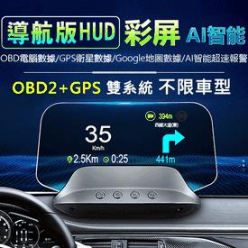 智能導航汽車抬頭顯示器