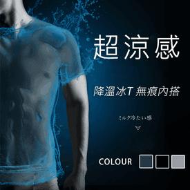 日本科技抗熱降溫冰涼衣