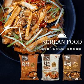 韓國DONGWON起司年糕