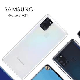 三星A21s四鏡頭智慧手機