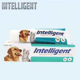 因特力淨貓犬酵素牙膏
