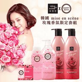 韓國魅尚萱玫瑰香氛禮盒