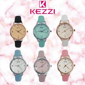 珂紫典雅水鑽菱格紋手錶