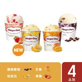 夏日果戀品脫冰淇淋組