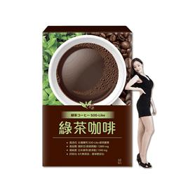 UDR專利綠茶咖啡