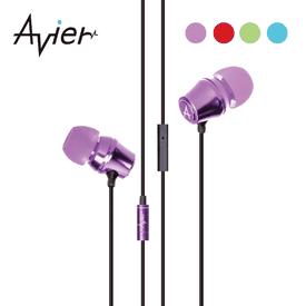 Avier炫彩入耳式耳機