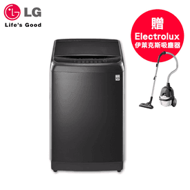 LG WiFi直立洗衣機21kg