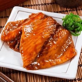 超厚切蒲燒鯛魚腹肉