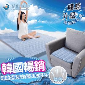 韓國暢銷機能床墊-座墊