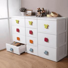 MIT衣物收納櫃/整理箱
