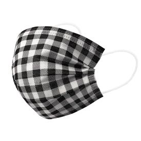 一次性防護歐風格紋口罩