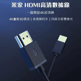 海備思HDMI高清數據線