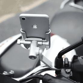 鋁合金機車鷹爪手機架