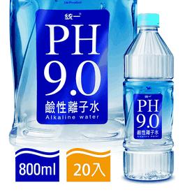 PH9.0鹼性離子水800ml