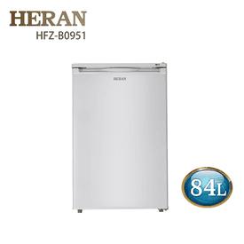 省電級84L直立式冷凍櫃