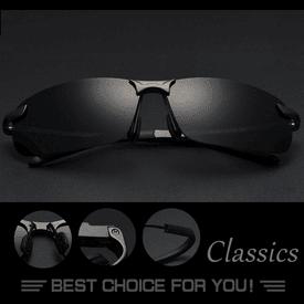 輕量鋁合金偏光太陽眼鏡
