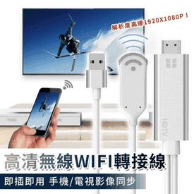 手機轉HDMI無線電視棒