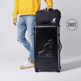 胖胖冰箱28吋運動行李箱