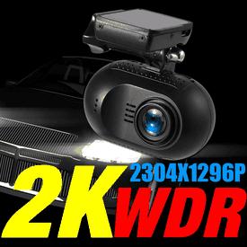 超2K夜視GPS行車記錄器