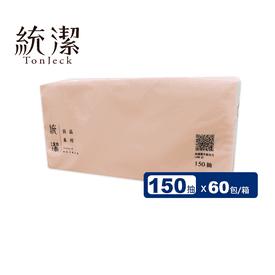 統潔抽取式衛生紙150抽