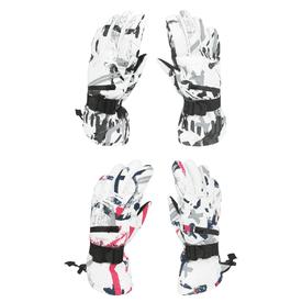 抗強風防水觸控保暖手套